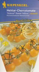 Cherrytomate 'Solena Sweet Yellow' Veredelt