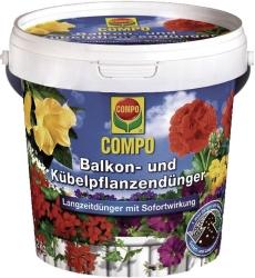 Compo Balkonpflanzen Dünger 1,2 Kg