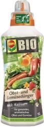 Compo Bio Obst und Gemüsedünger in 1L Flasche