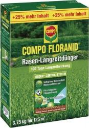 Compo Floranid Rasen Langzeitdünger 3,75 kg