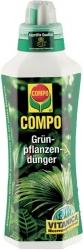 Compo Grünpflanzen Dünger in 1 Literflasche