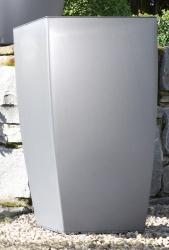 Emsa Pflanzkübel Säule Casa granit brillant