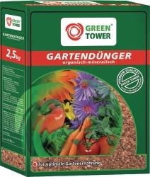 GREEN TOWER Gartendünger im 7,5 Kg Eimer
