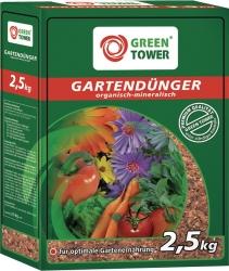 GREEN TOWER Gartendünger im Karton 2,5 kg