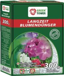 GREEN TOWER Langzeit Blumendünger 300g