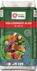 GREEN TOWER Volldünger, blau Beutel Universaldünger Gartendünger