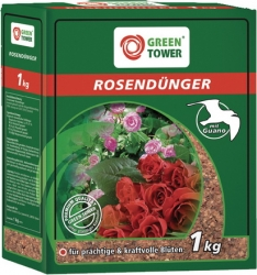 Green Tower Rosendünger 1kg