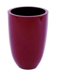 Leichtsin Cup - Blumetopf, Pflanztopf rot