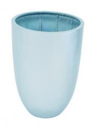 Leichtsin Cup - Blumetopf, Pflanztopf silber