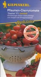 Pflaumen-Cherrytomate F1 'Dasher' Veredelt
