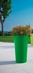 Tuit Pflanzküble, Blumenkasten grün