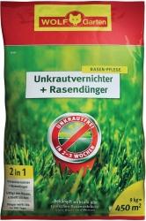 Wolf Garten Dünger und Unkrautvernichter Sq450