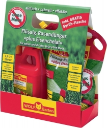 Wolf Garten flüssiger Rasendünger Lm200R